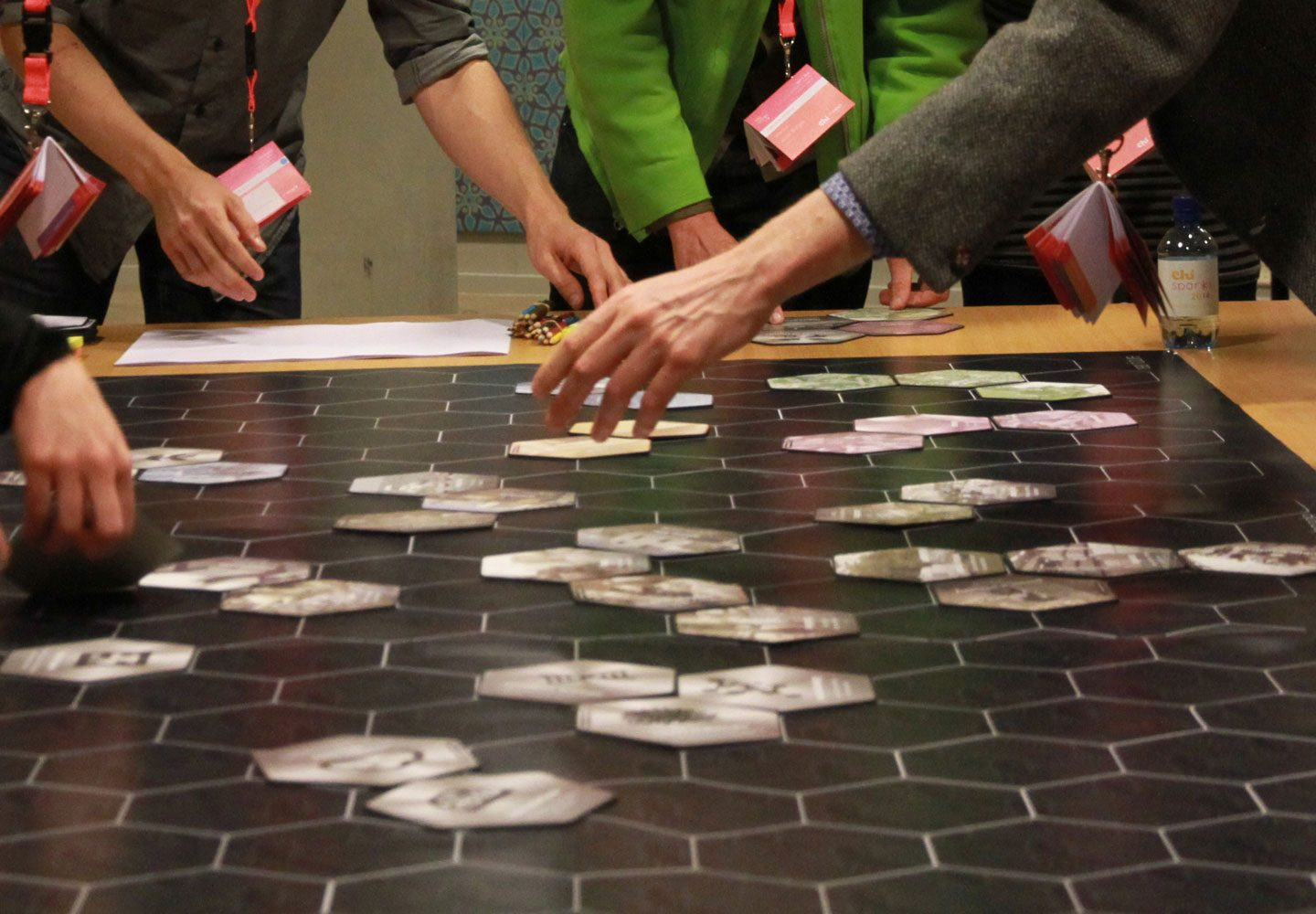 Gamified workshops